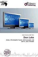 Kartonierter Einband Don Lake von