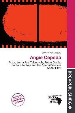 Kartonierter Einband Angie Cepeda von