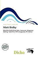 Kartonierter Einband Matt Bielby von