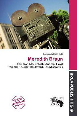 Kartonierter Einband Meredith Braun von