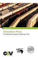 Kartonierter Einband Interurban Press von