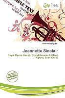 Kartonierter Einband Jeannette Sinclair von