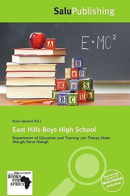 Kartonierter Einband East Hills Boys High School von