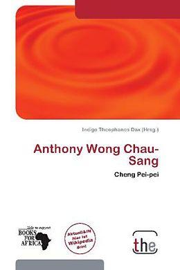 Kartonierter Einband Anthony Wong Chau-Sang von