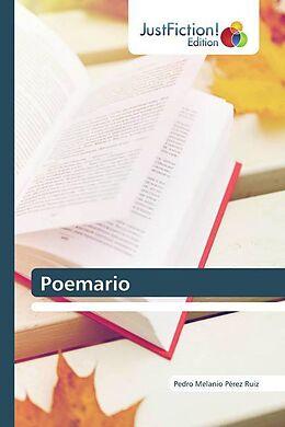 Kartonierter Einband Poemario von Pedro Melanio Pérez Ruiz