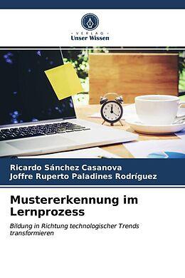 Kartonierter Einband Mustererkennung im Lernprozess von Ricardo Sánchez Casanova, Joffre Ruperto Paladines Rodríguez
