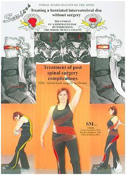 Kartonierter Einband Treating a herniated intervertebral disc without surgery von Richard Smisek, Kateina Smíková, Zuzana Smíková