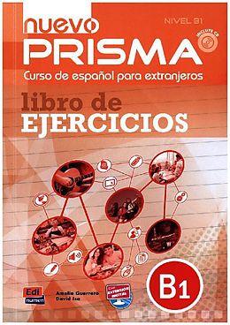 Paperback nuevo Prisma B1 - Libro de ejercicios + CD von David Isa de los Santos, Amelia Guerrero Aragón