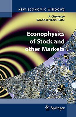 E-Book (pdf) Econophysics of Stock and other Markets von Arnab Chatterjee, Bikas K. Chakrabarti