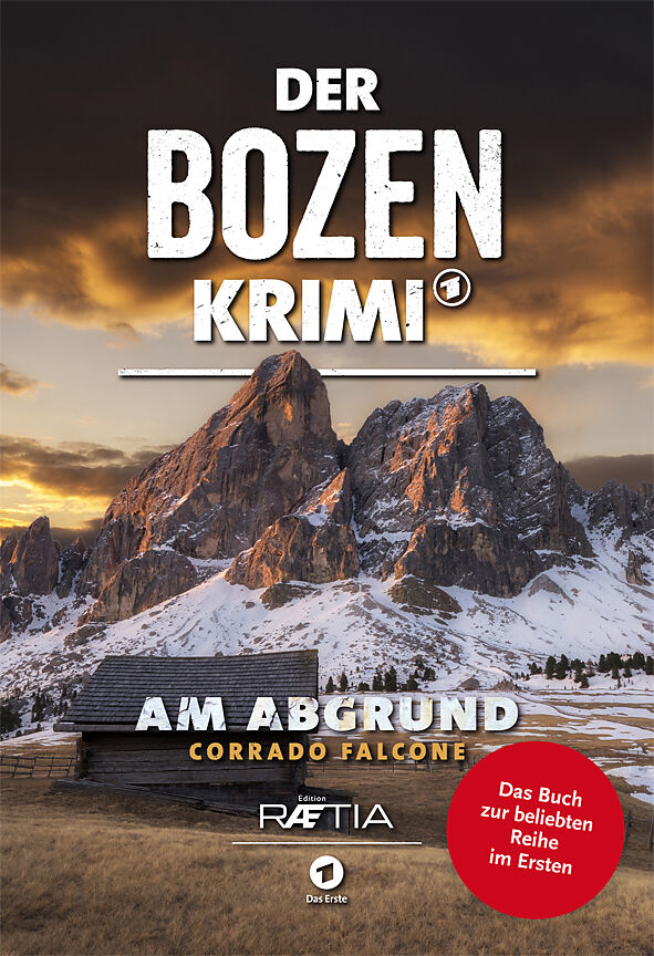 3c4873f600d47 Am Abgrund - Der Bozen-Krimi - Corrado Falcone - Buch kaufen