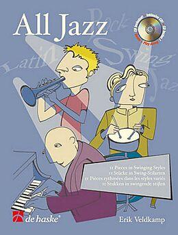 Eric Veldkamp CD All Jazz (+CD)für Trompete