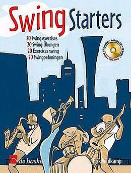 Eric Veldkamp CD Swing Starters (+CD)for trumpet/flugelhorn/cornet