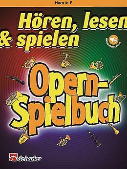 Notenblätter Hören Lesen Spielen - Opern-Spielbuch (+Online Audio)