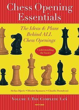E-Book (epub) Chess Opening Essentials von Stefan Djuric, Dimitry Komarov, Claudio Pantaleoni