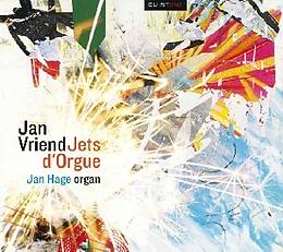 Jan Hage CD Jets D'Orgue