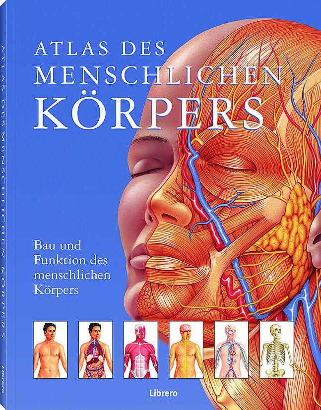 Atlas des menschlichen Körpers - Janet Parker - Buch kaufen ...