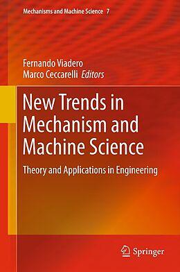 E-Book (pdf) New Trends in Mechanism and Machine Science von Fernando Viadero, Marco Ceccarelli