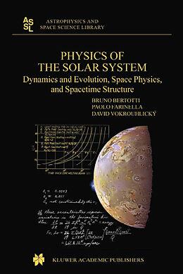 E-Book (pdf) Physics of the Solar System von B. Bertotti, P. Farinella, D. Vokrouhlicky