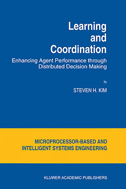 Kartonierter Einband Learning and Coordination von S. H. Kim