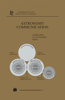 E-Book (pdf) Astronomy Communication von