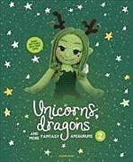PATTERN: Candi the Unicorn, Crochet Unicorn Pattern, crochet horse ... | 180x148