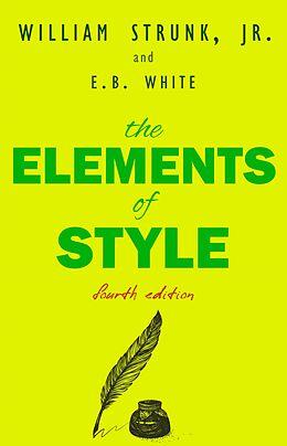 E-Book (epub) Elements of Style, Fourth Edition von Jr. William Strunk