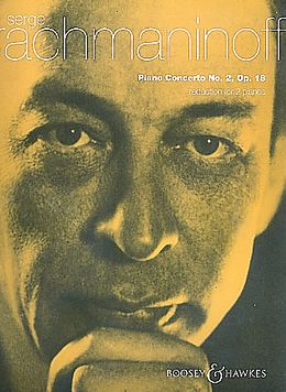 Sergei Rachmaninoff Notenblätter Concerto no.2 op.18 for piano and orchestra