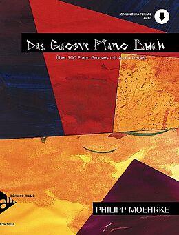 Das Groove Piano Buch [Versione tedesca]