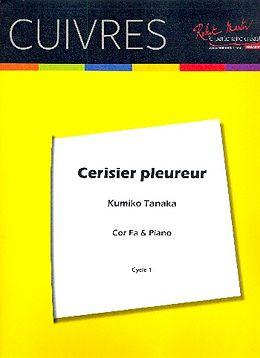 Kumiko Tanaka Notenblätter Cerisier pleureur