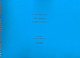 J. Hartmut Burgmann Notenblätter Con-tactus für dreimanualige Orgel