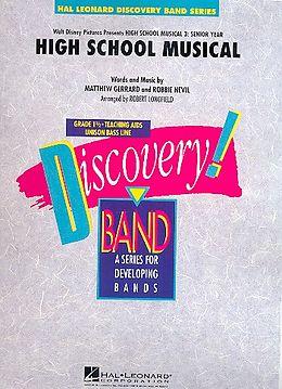 Matthew Gerrard Notenblätter High School Musicalfor concert band