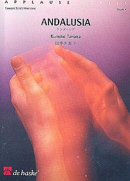 Kumiko Tanaka Notenblätter Andalusia - für Blasorchester