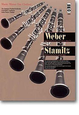 Notenblätter Music minus one clarinet - Clarinet