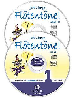 Barbara Ertl CD Jede Menge Flötentöne Band 1 2 CDs