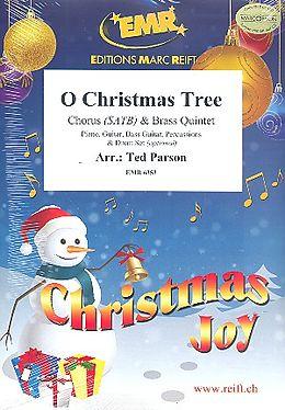 Notenblätter O Christmas Tree