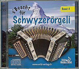 CD Ruedi Wachter s Bescht für Schwyzerörgeli, Band 3 - Doppel-CD