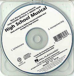 CD Matthew Gerrard_Robbie Nevil, High School Musical High School Mus.3)