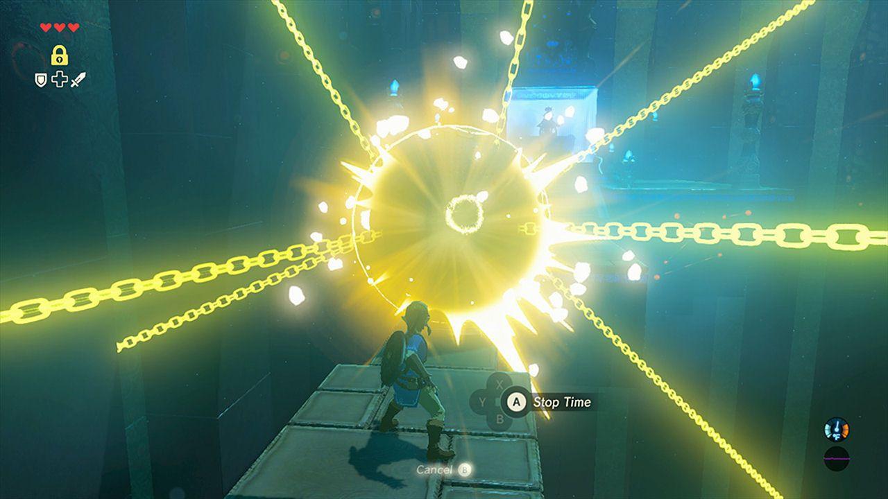 The Legend of Zelda : Breath of the Wild [Wii U] (F)