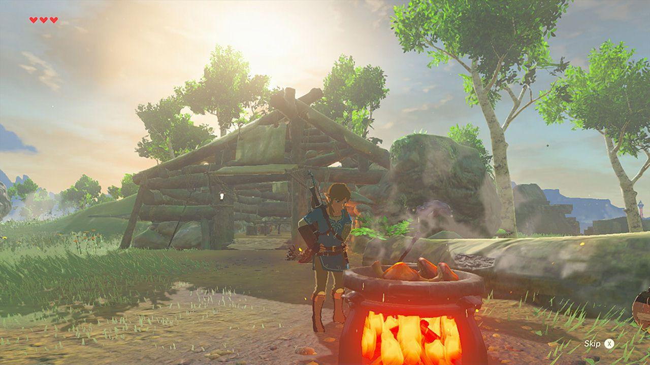 The Legend of Zelda: Breath of the Wild [NSW] (D)