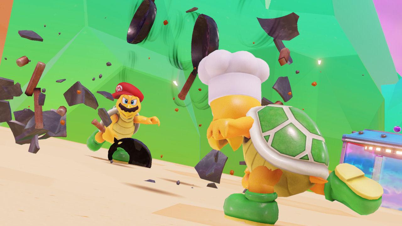 Super Mario Odyssey [NSW] (D)