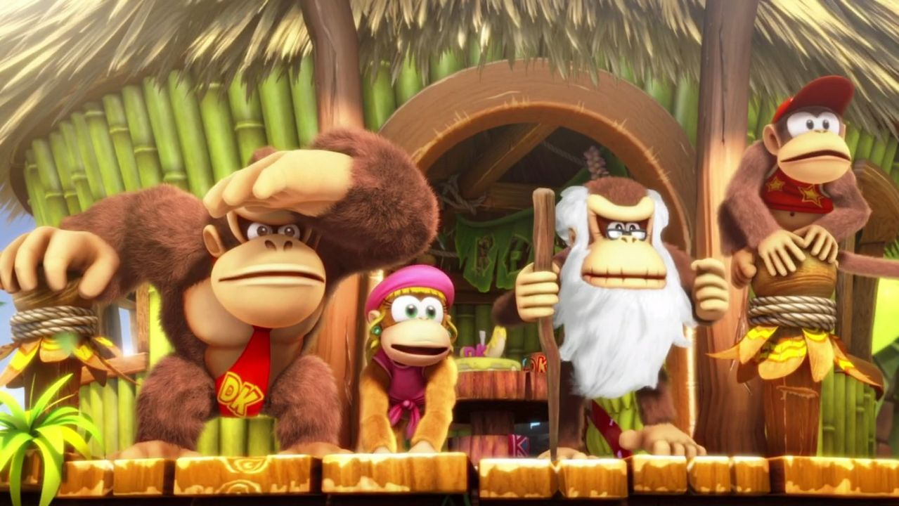 Donkey Kong Country: Tropical Freeze [NSW] (D)