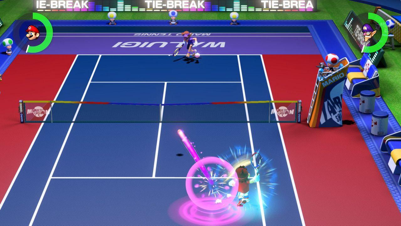 Mario Tennis Aces [NSW] (D)