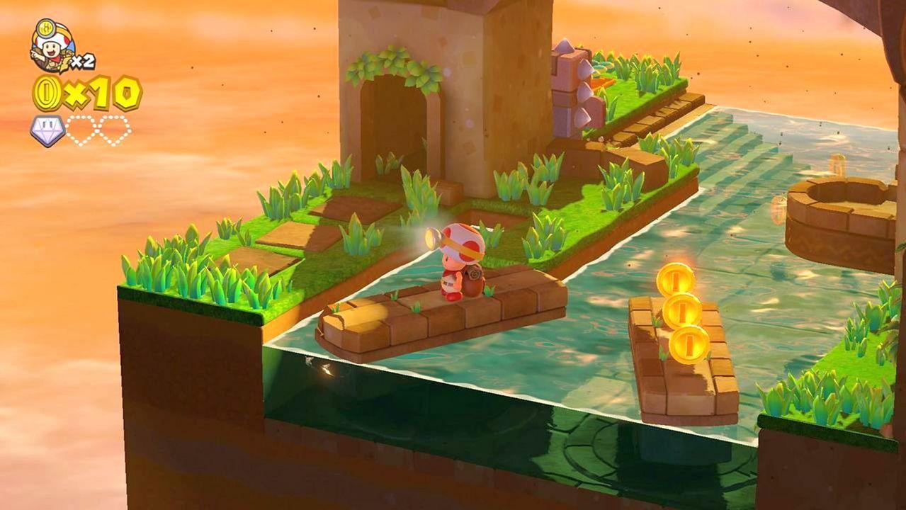Captain Toad: Treasure Tracker [NSW] (D)