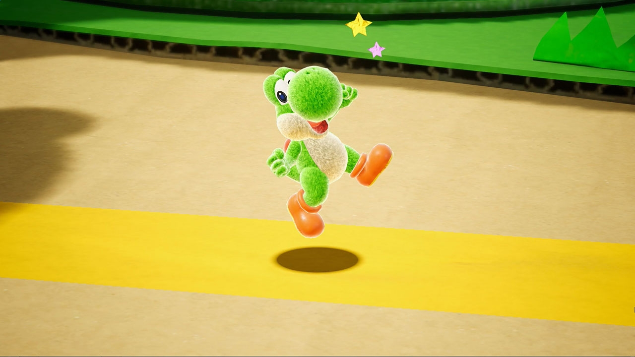 Yoshis Crafted World [NSW] (D)