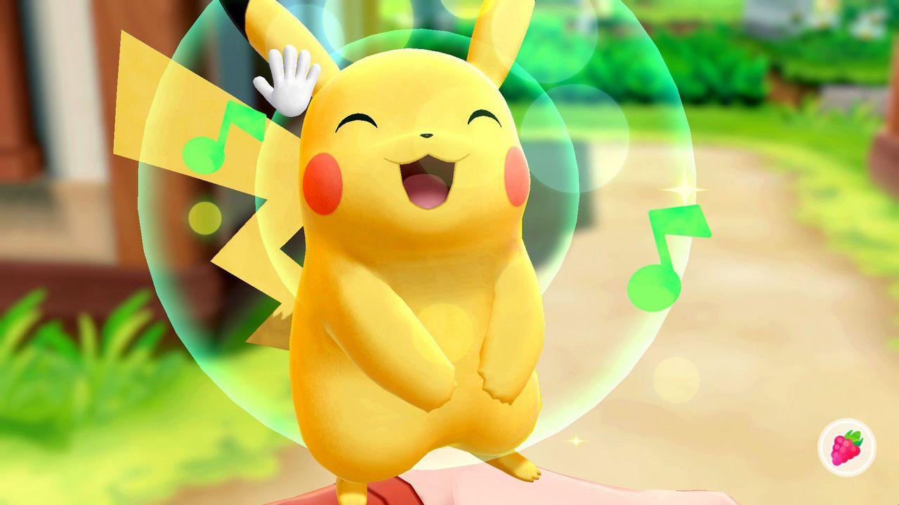 Pokémon Let's Go, Evoli! [NSW] (D)