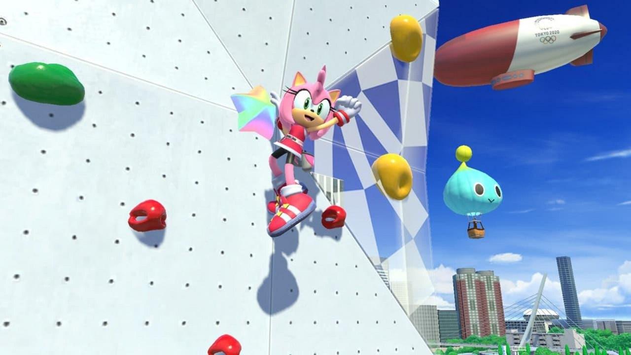Mario + Sonic aux Jeux Olympiques de Tokyo 2020 [NSW] (F)