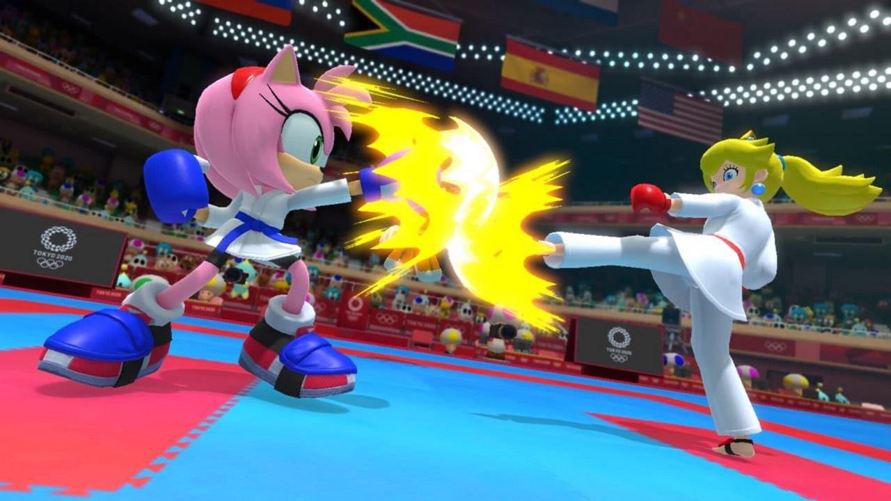 Mario & Sonic bei den Olympischen Spielen: Tokyo 2020 [NSW] (D)