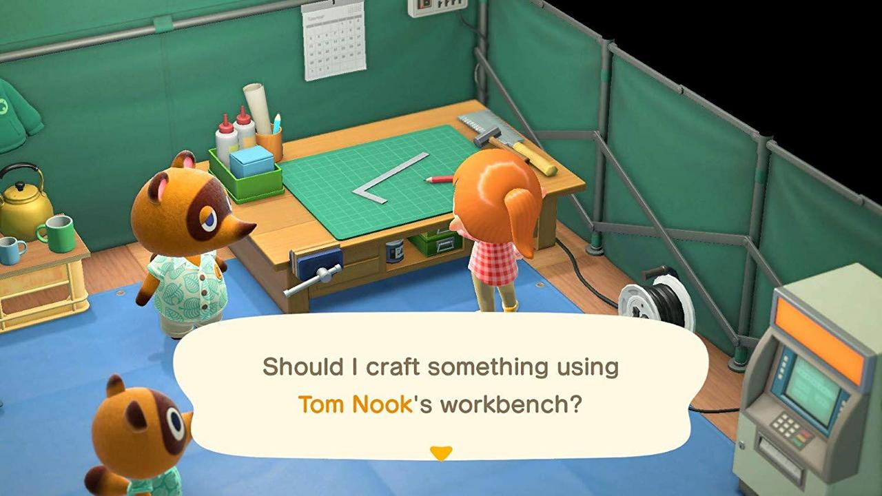Animal Crossing: New Horizons [NSW] (D)