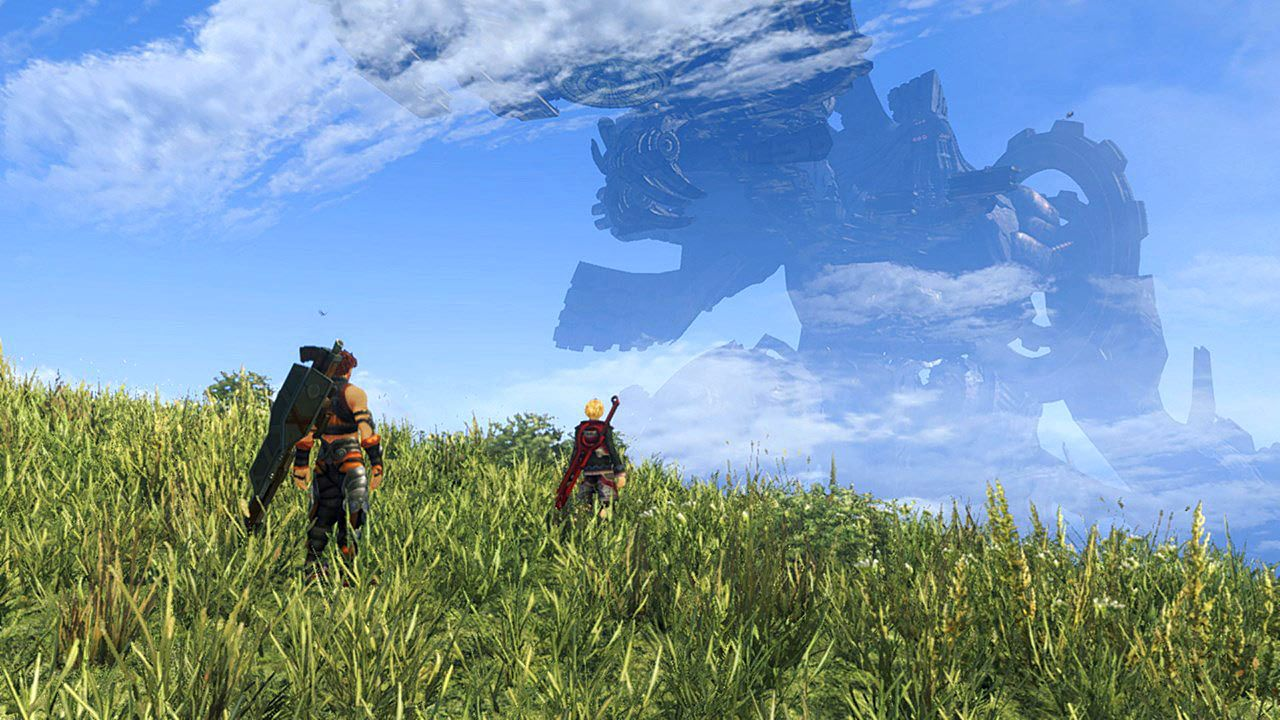 Xenoblade Chronicles: Definitive Edition [NSW] (D/F/I)