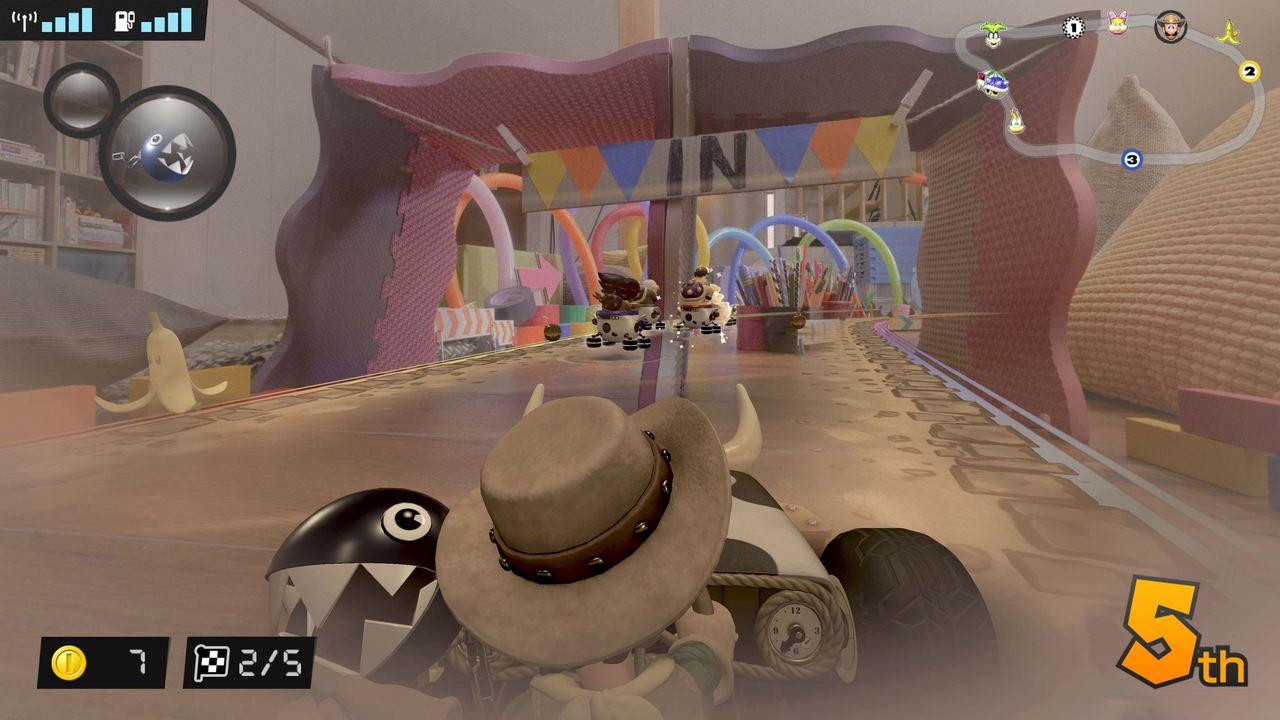 Mario Kart Live: Home Circuit - Mario [NSW] (D/F/I)